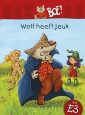 Wolf heeft jeuk