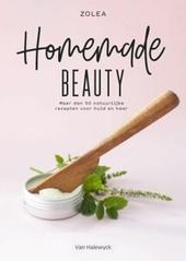 Homemade beauty : meer dan 50 natuurlijke recepten voor huid en haar