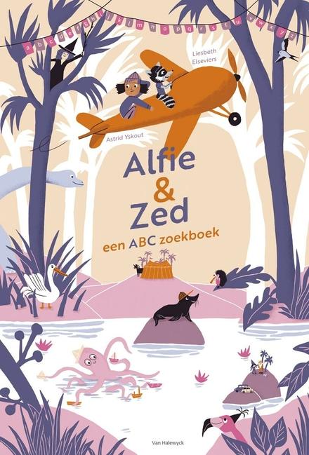 Alfie & Zed : een ABC zoekboek