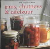 Jams, chutneys & tafelzuur : de kunst van het zelf inmaken