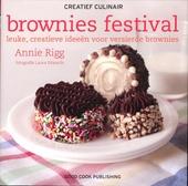 Brownies festival : leuke, creatieve ideeën voor versierde brownies