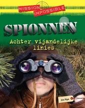 Spionnen : achter vijandelijke linies