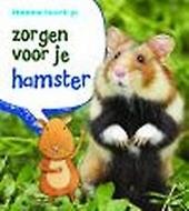 Hanna leert je zorgen voor je hamster