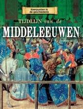 Tijdlijn van de middeleeuwen