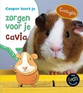 Casper leert je zorgen voor je cavia : caviagids