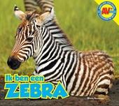Ik ben een zebra