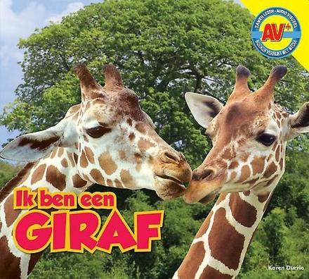 Ik ben een giraf