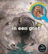 In een grot