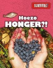 Hoezo honger?! : kun je overal ter wereld voedsel vinden?