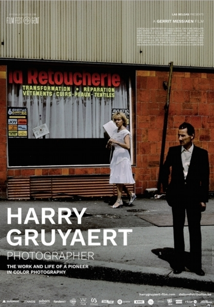 Harry Gruyaert : photographer : the work and life of a pioneer in color photography