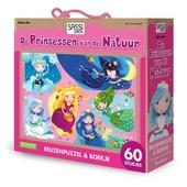 De prinsessen van de natuur : reuzenpuzzel & boekje