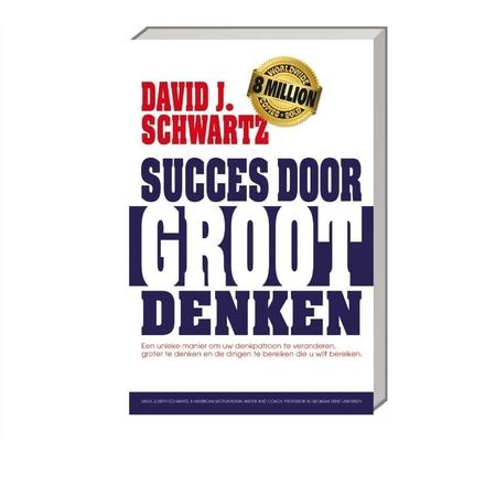 Succes door groot denken : een unieke manier om uw denkpatroon te veranderen, groter te denken en de dingen te bereiken die u wilt bereiken