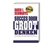 Succes door groot denken : een unieke manier om uw denkpatroon te veranderen, groter te denken en de dingen te bere...