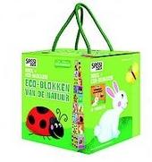 Eco-blokken van de natuur