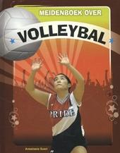 Meidenboek over volleybal