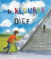 De kleurendief : een boek over depressie