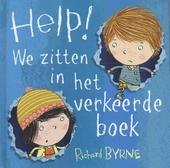 Help! : we zitten in het verkeerde boek