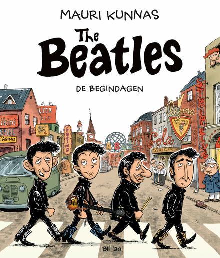 The Beatles : de begindagen