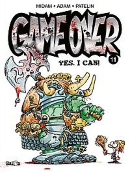 Yes, I can!