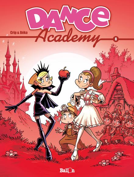 Dance academy. 8