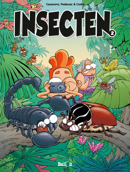 Insecten. 2