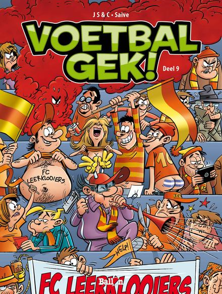 Voetbalgek!. 9