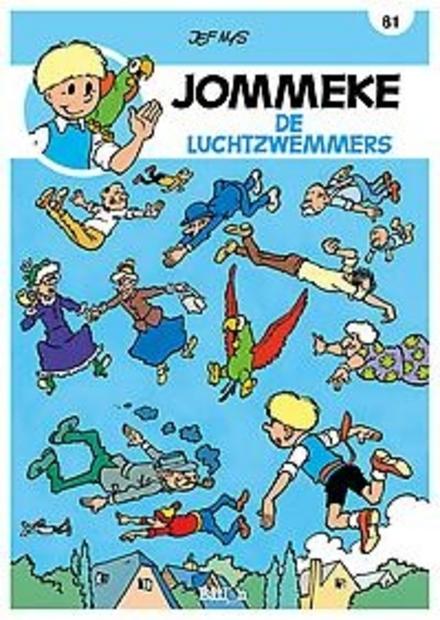 De luchtzwemmers