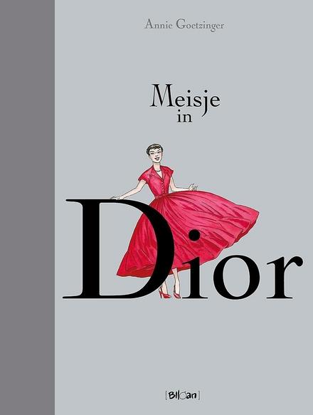 Meisje in Dior