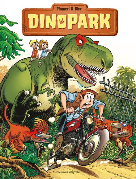 Dinopark : gepresenteerd door dino's. 1