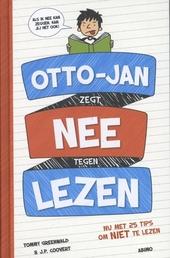 Otto-Jan zegt nee tegen lezen