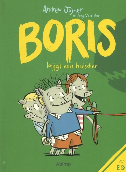 Boris krijgt een huisdier