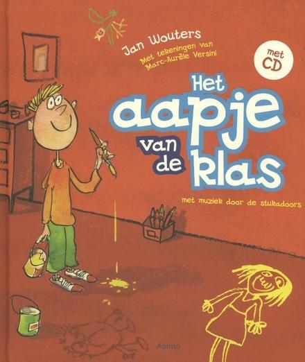 Het aapje van de klas : pittige liedjes en speelse gedichten