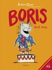 Boris doet mee