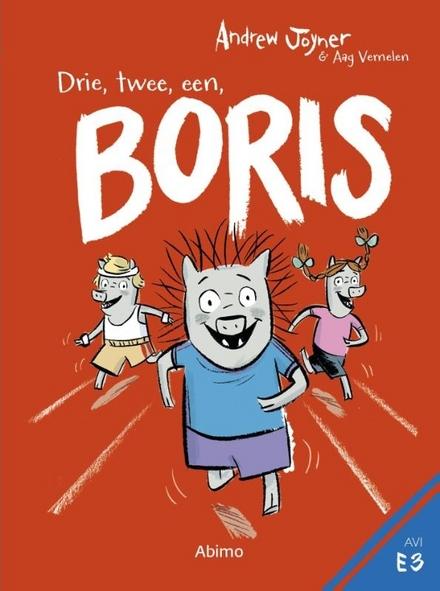 Drie, twee, een, Boris
