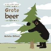 Grote beer / concept en illustraties Nicholas Oldland