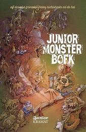 Het junior monsterboek. 4, Elf duivelse griezelverhalen rechtstreeks uit de hel