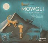 Mowgli van de Wolvenhorde : een muzikale vertelling voor koperkwintet