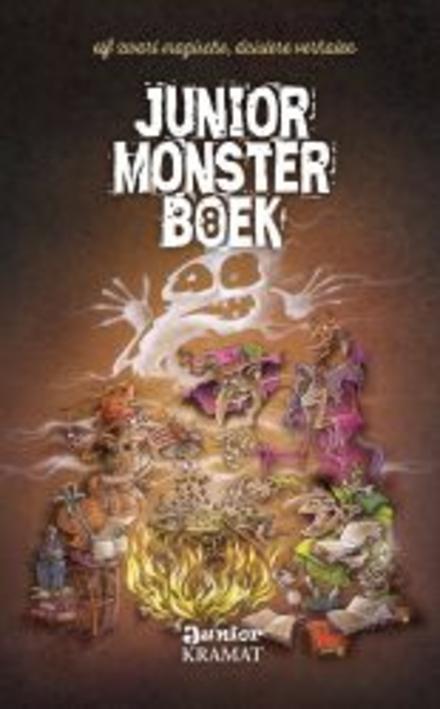 Junior monsterboek. 8