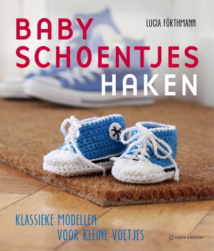 Babyschoentjes Haken Klassieke Modellen Voor Kleine Voetjes