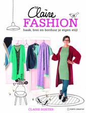 ByClaire Fashion : haak, brei en borduur je eigen stijl