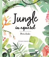 Jungle in aquarel
