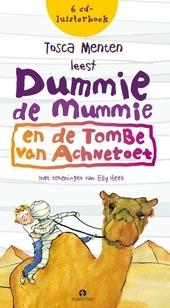 Tosca Menten leest Dummie de Mummie en de Tombe van Achnetoet
