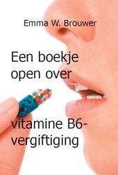 Een boekje open over vitamine B6-vergiftiging