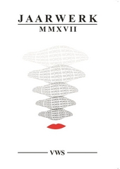 Jaarwerk MMXVII : West-Vlaamse auteurs 2016-2017