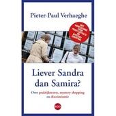 Liever Sandra dan Samira? : over praktijktesten, mystery shopping en discriminatie