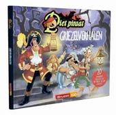Griezelverhalen : 20 spannende verhalen van Piet Piraat en zijn maatjes!