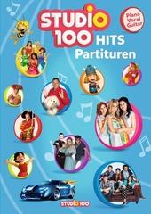 Studio 100 hits partituren : piano, vocal, guitar
