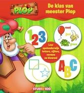 De klas van meester Plop : leer spelenderwijs letters, cijfers, vormen en kleuren!