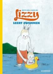 Lizzy leert zwemmen