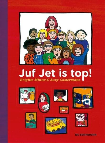 Juf Jet is top!